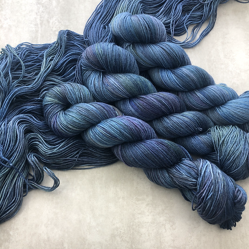 Portballintrae - Superwash Merino/Nylon 4Ply