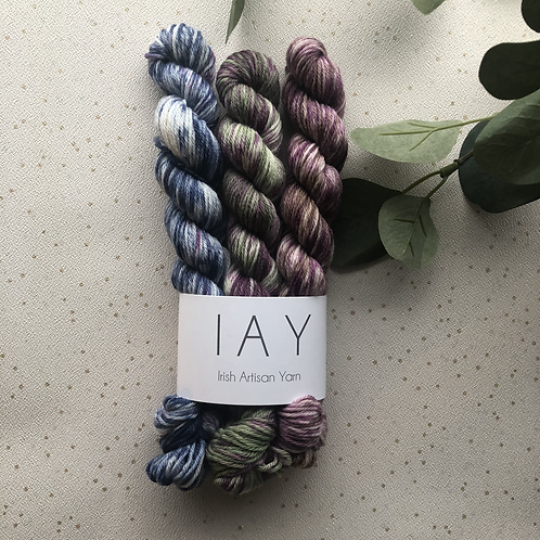 Limited Edition 016 - Mini Skein Set