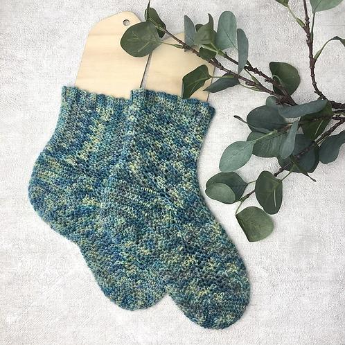 Riley & Saunders Socks - Crochet