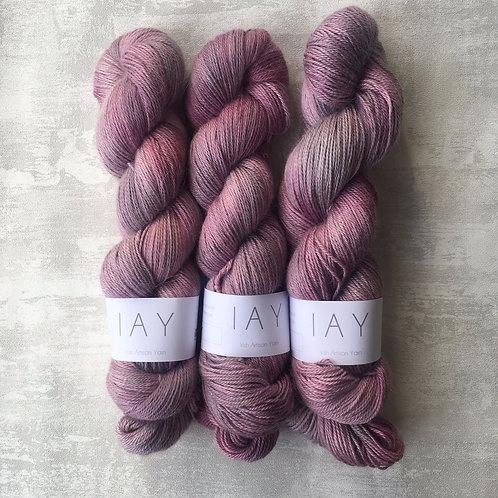 Heather - Baby Alpaca/Silk 4Ply