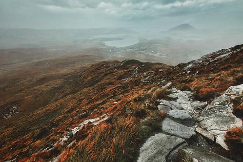 Autumn in Ireland - Quarterly Yarn Club