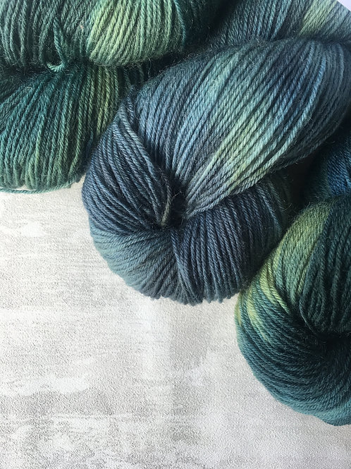 Carrick-a-Rede - Superwash Merino/Nylon 4Ply
