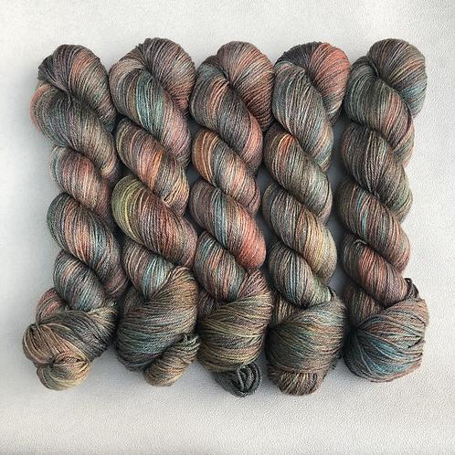 Belfast - Merino/Bamboo/Silk - 4Ply