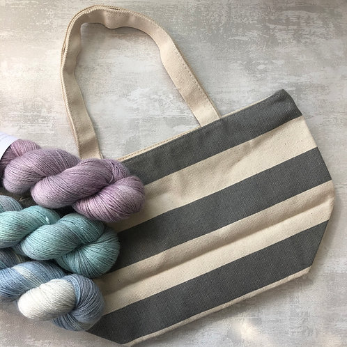 Stripe Project Bag