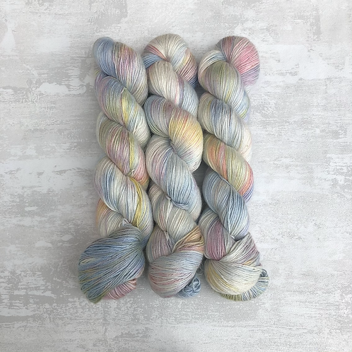 Mahee - Baby Alpaca/Silk 4Ply