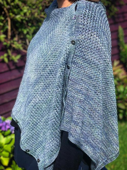 Fairy Water Wrap - Knitting