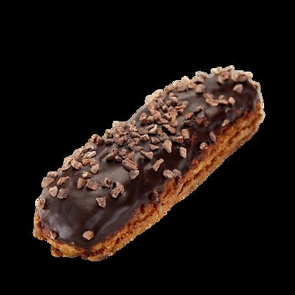 Eclair au chocolat 70%