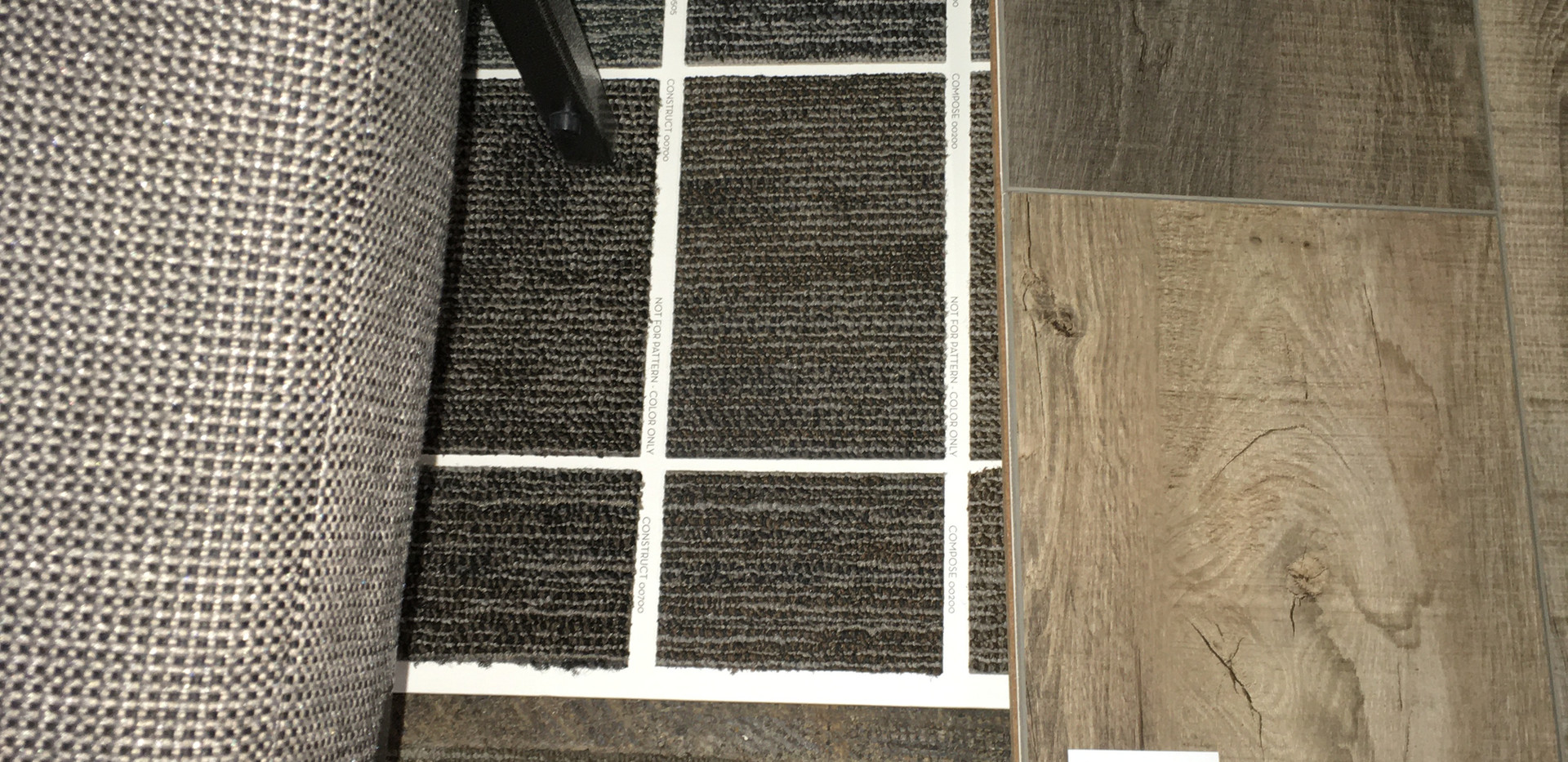 Choosing flooring