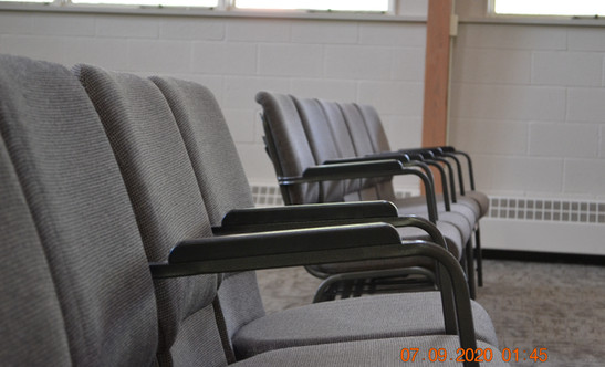 Our new chairs