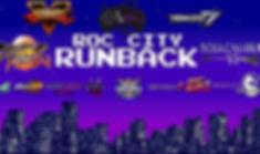 Roc City Runback Poster