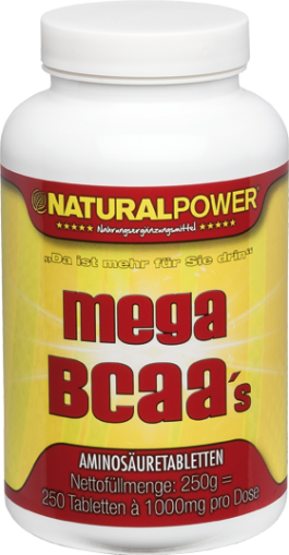 Natural Power BCAAs