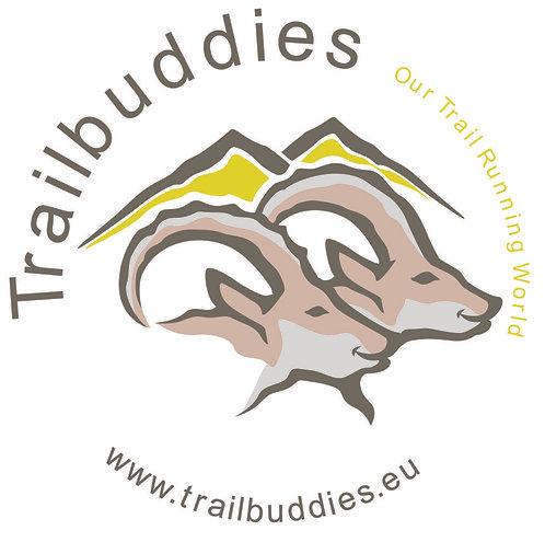 Offizieller Aufnäher der Trailbuddies