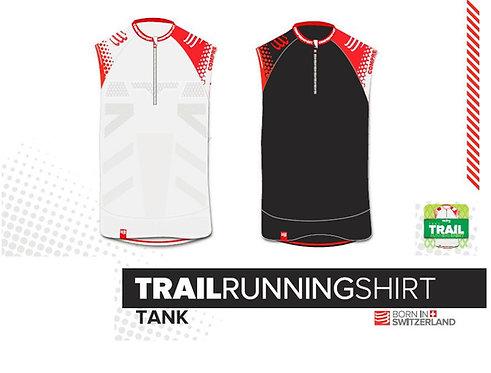 Compressport Trailrunning Shirt ärmellos