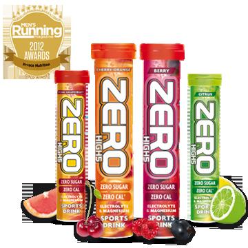 High5 Zero Elektrolyte-Tabs *Low Carb Drink*