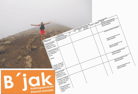 18 Wochen Trainingsplan Trailrun 30-160km
