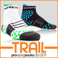 Compressport Trail Socken