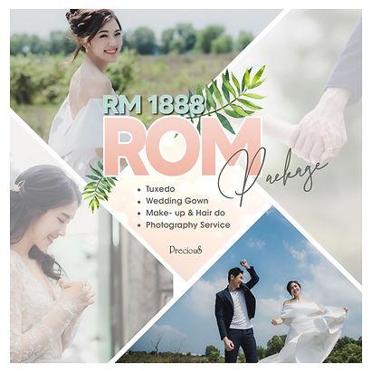 Precious Wedding | ROM Package.jpeg