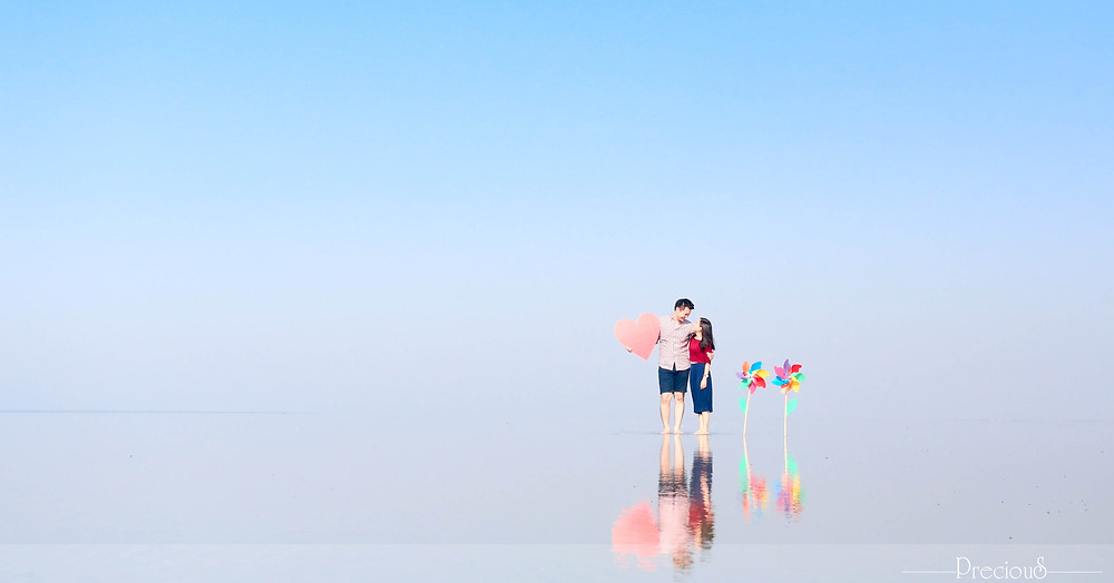 Mirror Of The Sky | PRECIOUS Wedding
