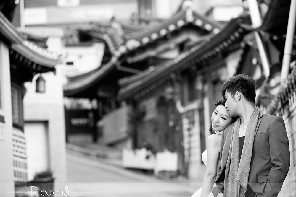 Precious Wedding | Malaysia PreWedding Seoul Destination Shoot