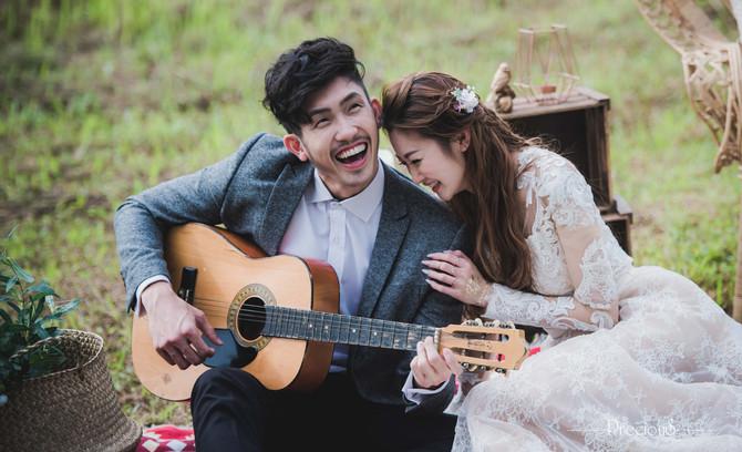 Personalised Pre Wedding Photography 2018 | Precious Wedding Malaysia