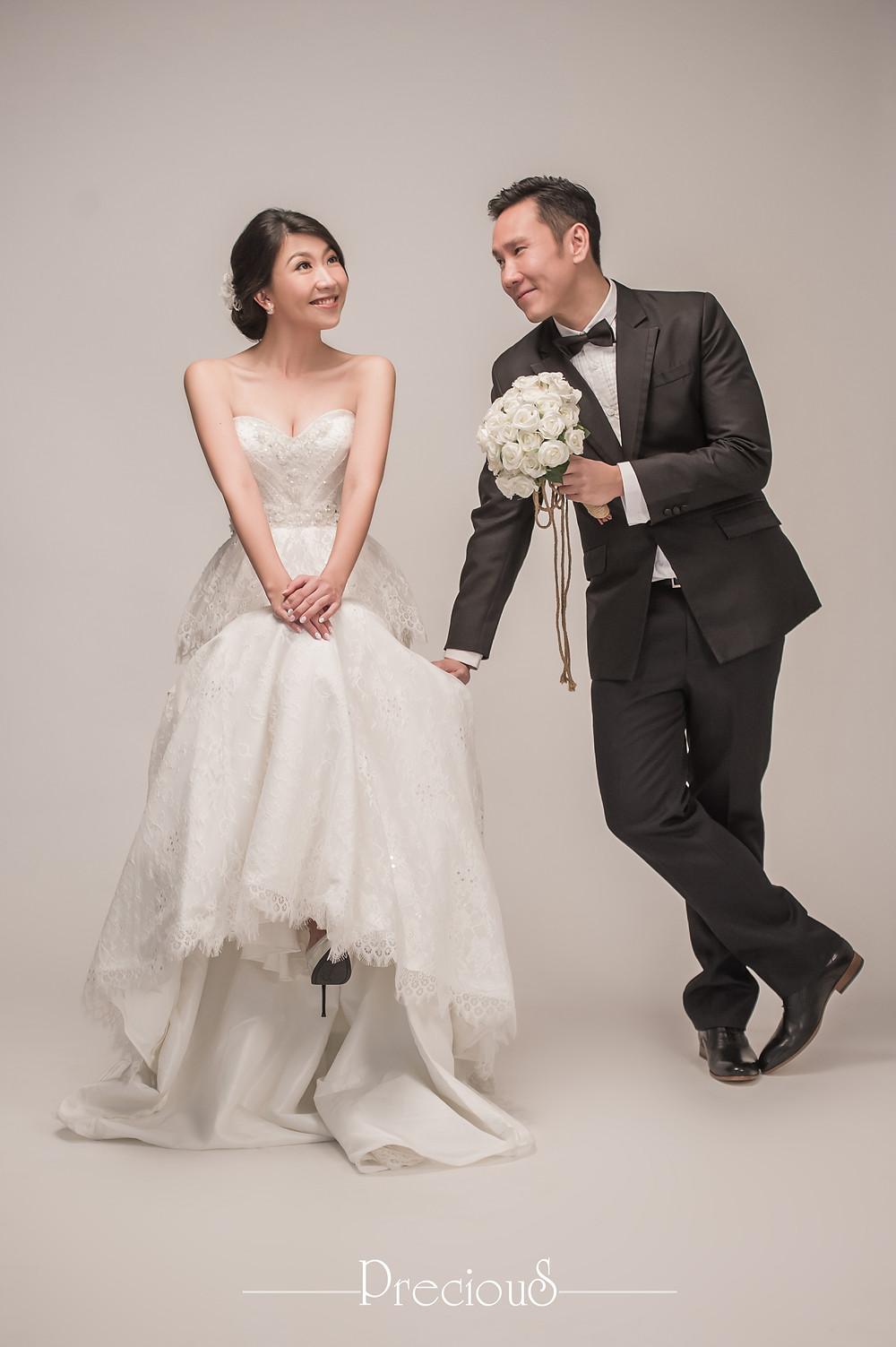 Precious Wedding | Malaysia Celebrity Bride Astro Hui Mei