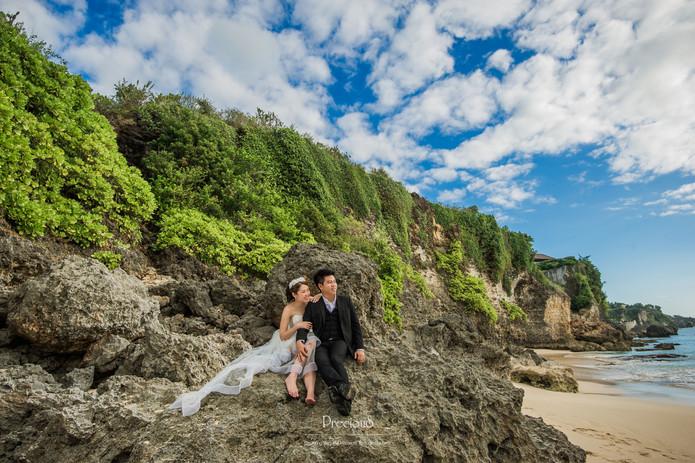 Precious Wedding | Oversea Bridal Photog