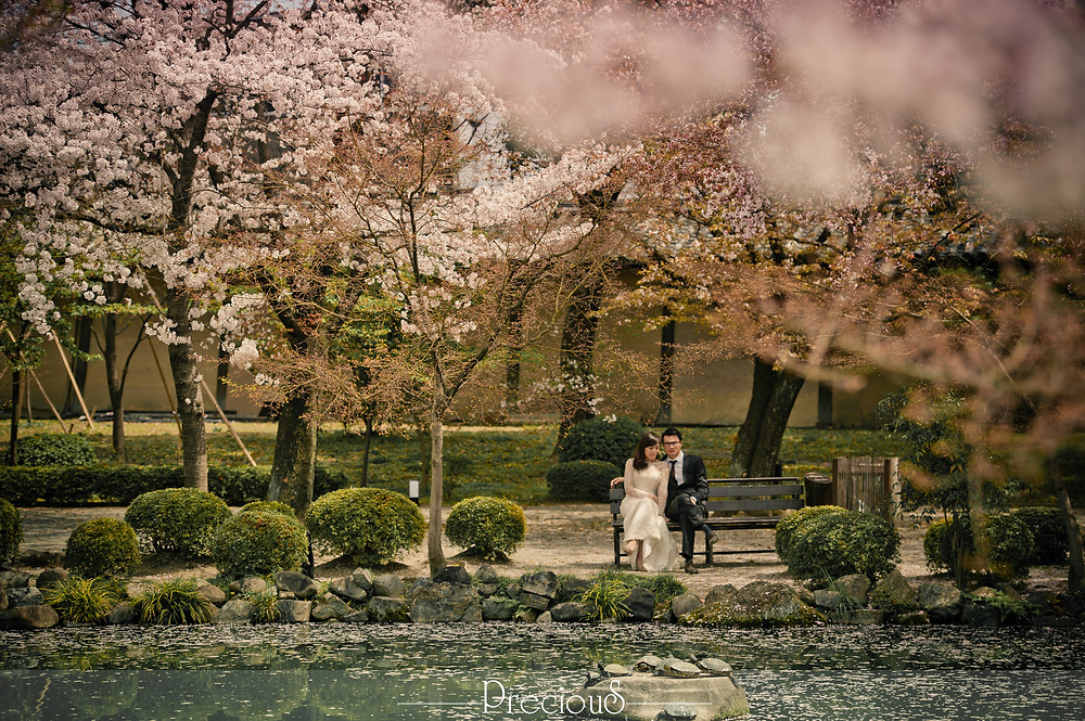 Precious Wedding | Malaysia PreWedding Kyoto Destination Shoot