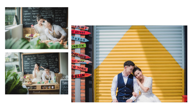 STUDIO 10 | Precious Wedding