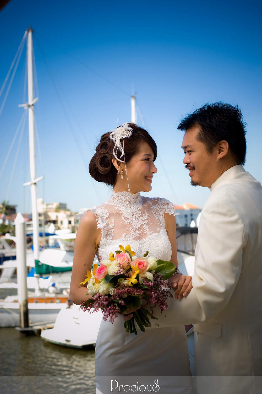 Precious Wedding | Malaysia PreWedding Brisbane Destination Shoot