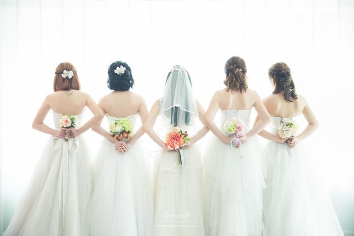 Precious Wedding | Friendship Portrait.j