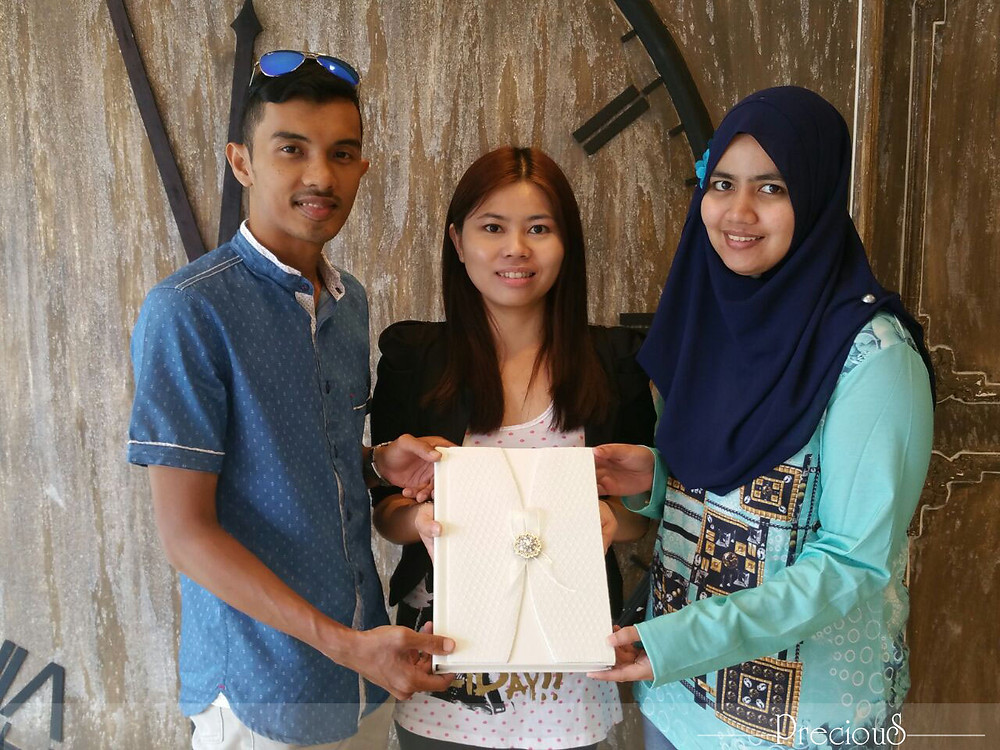MAKING HAPPY WEDS PROJECT | FIRDAUS + ANIS PRECIOUS WEDDING