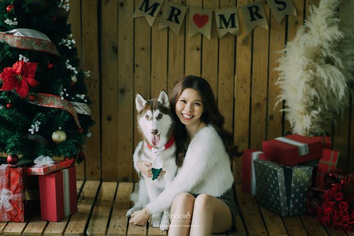 Precious Wedding | Dog Portrait Photogra