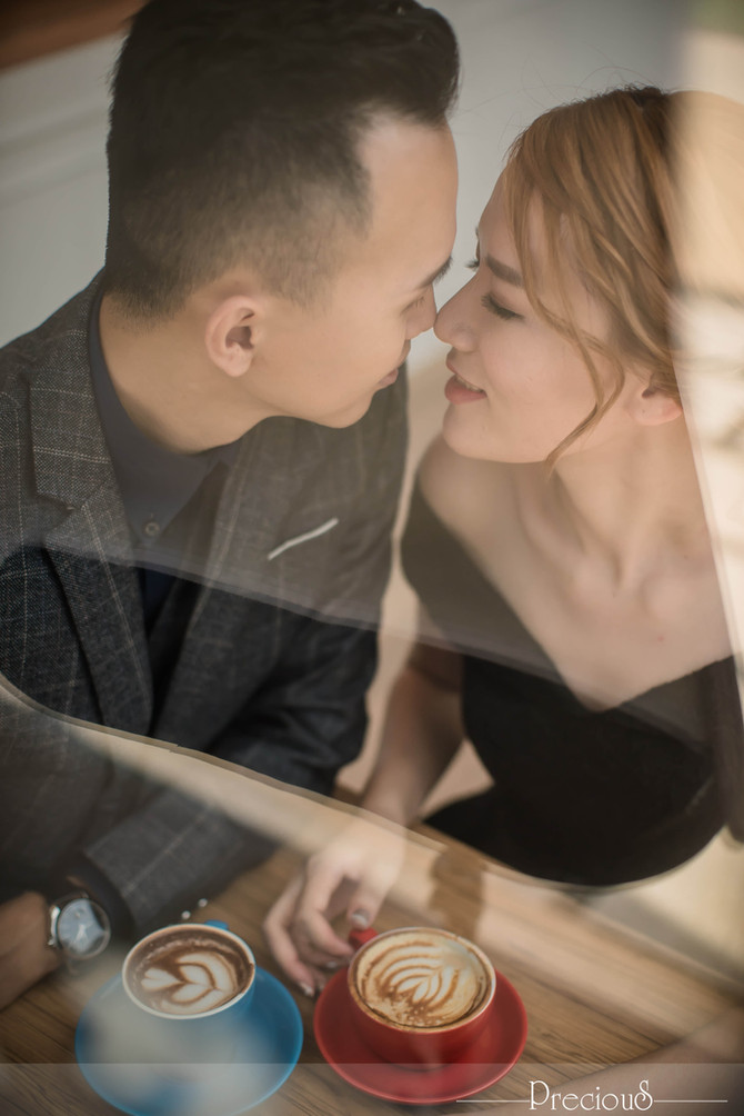 Featured Couple | Lu Yee + Wei Tat - Acquainted Love