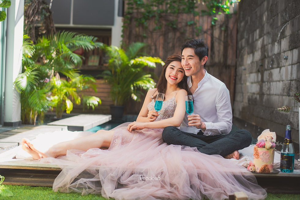 Precious Wedding _ Pre-Wedding Photograp