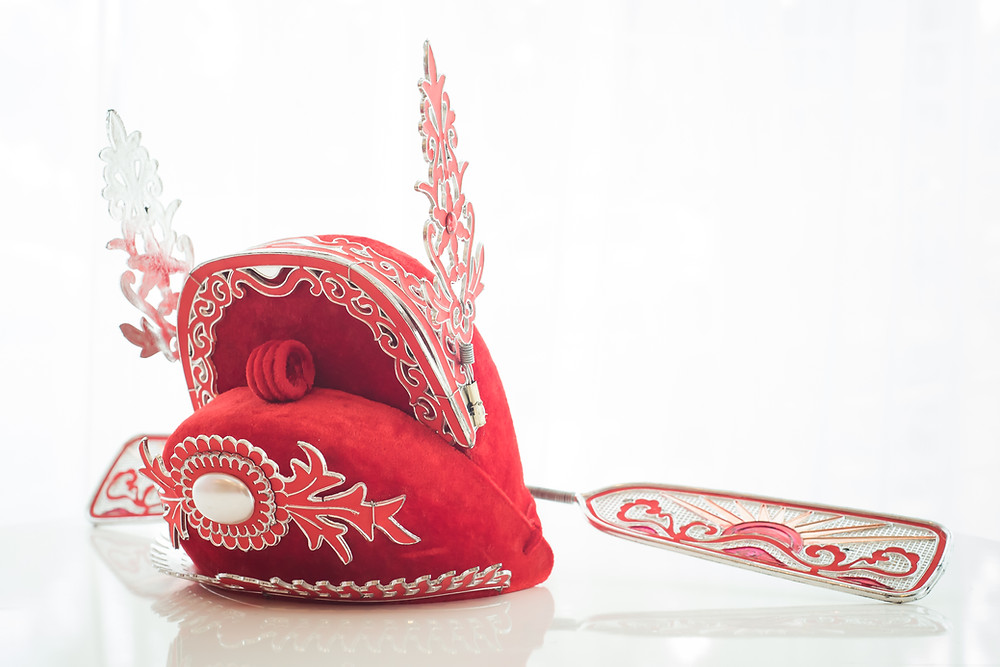 Precious Wedding | Malaysia Actual Day Wedding Chinese Traditional Custome Red Wedding