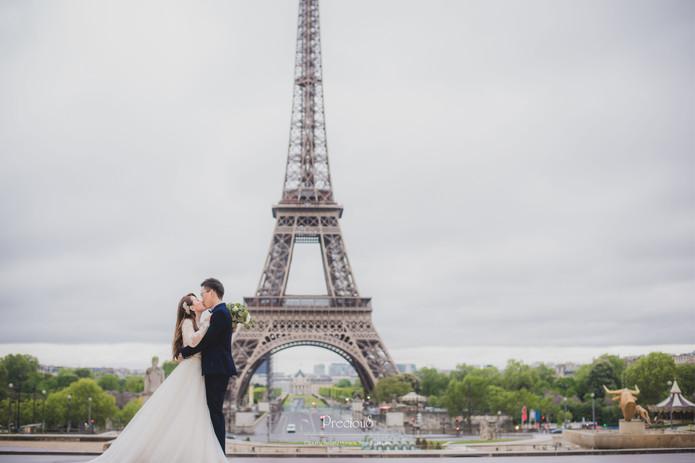 Precious Wedding _ Oversea Bridal Photog