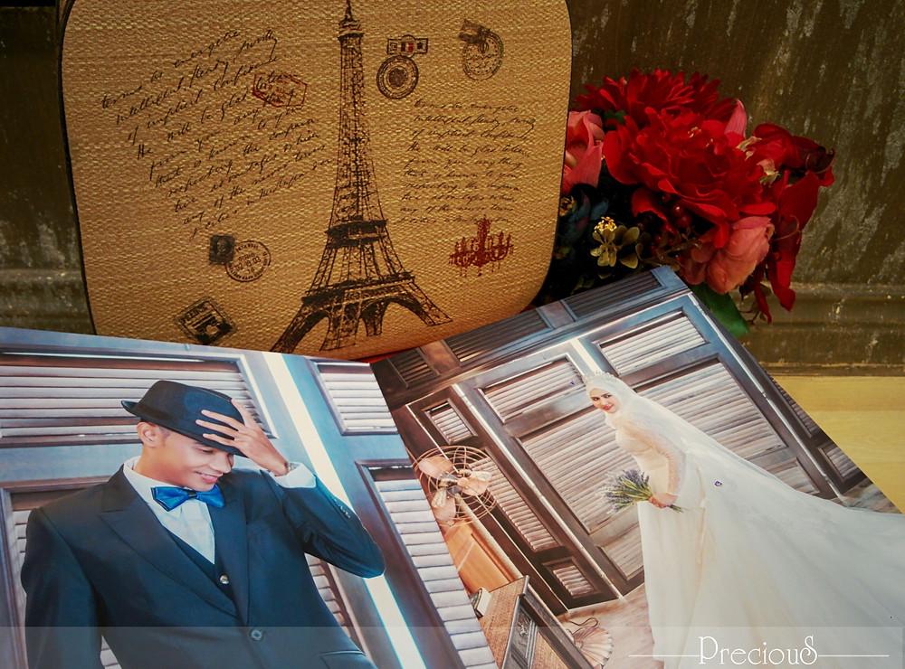 MAKING HAPPY WEDS PROJECT | FIRDAUS + ANIS | PRECIOUS WEDDING PREWEDDING