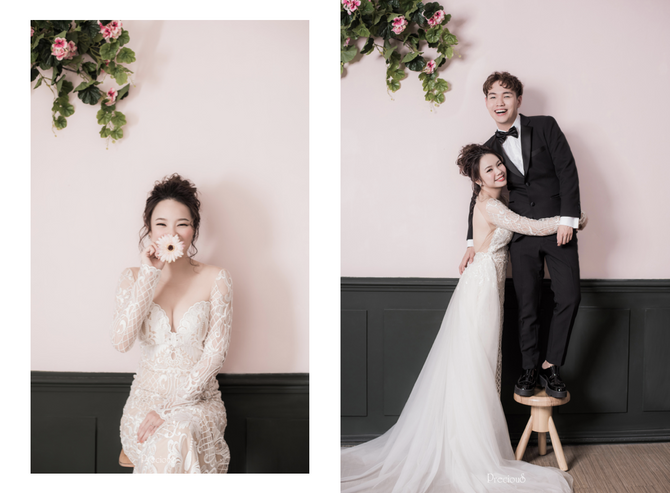 Wedding Gowns in Precious Wedding