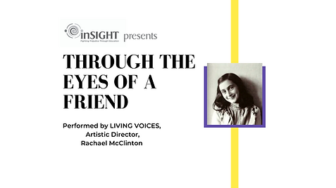 """""""Through the Eyes of a Friend"""": Living Voices"""