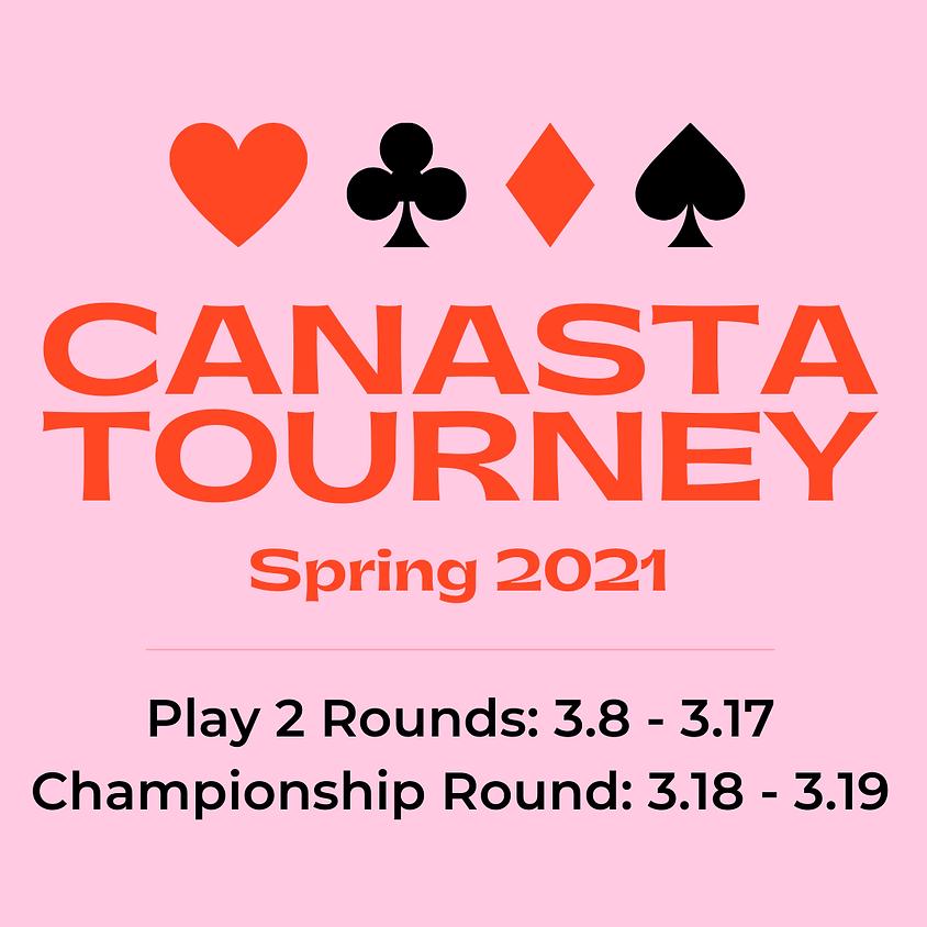 inSIGHT: Canasta Tourney