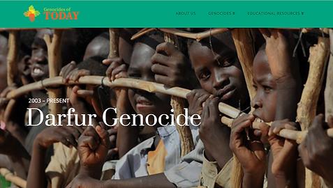 GenocidesofToday.com