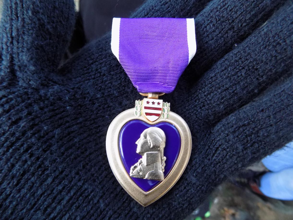 A Purple Heart