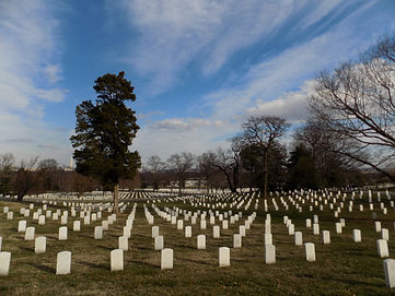 Visit to Arlington National Cemetery