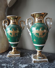 Vases Empire