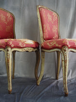 Pair LXV Side Chairs