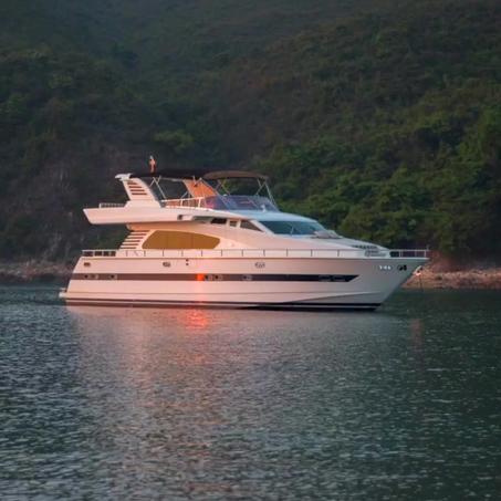 51 Shades | Yacht Sunset Time Lapse | Sai Kung