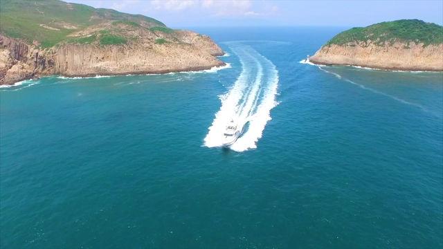 Conic Island | Long Ke Wan | Town Island Channel | Hong Kong Yachting Destinations