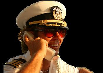 Hong Kong Yachts Captain