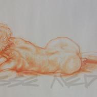 Female Nude (Study)
