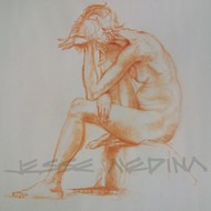 Female Nude 2 (Study)